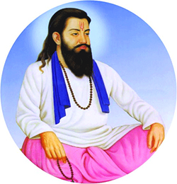 Shri Guru Ravidass Ji photo